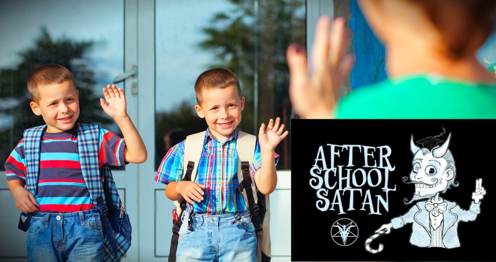 Parents Beware: A Satan Club May Be Coming To Your Kid's School!