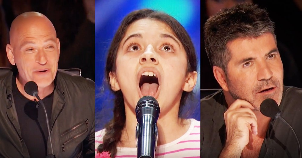 Pint Sized Opera Star Wows With Her Version Of 'Pie Jesu'