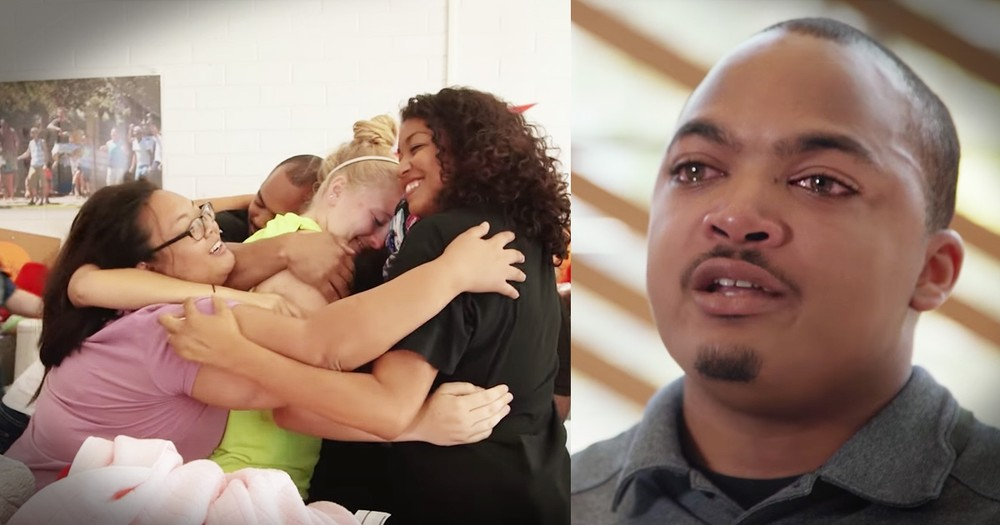 Homeless Students Get A Big 'Welcome Home' Surprise On Their First Day