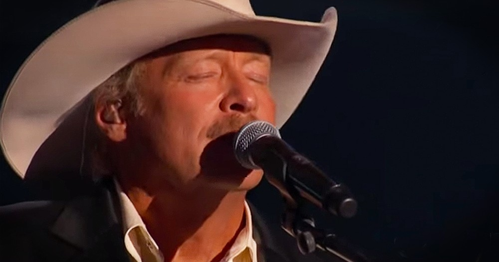 'Where Were You (When The World Stopped Turning)' From Alan Jackson Will Leave You Reaching For Tiss