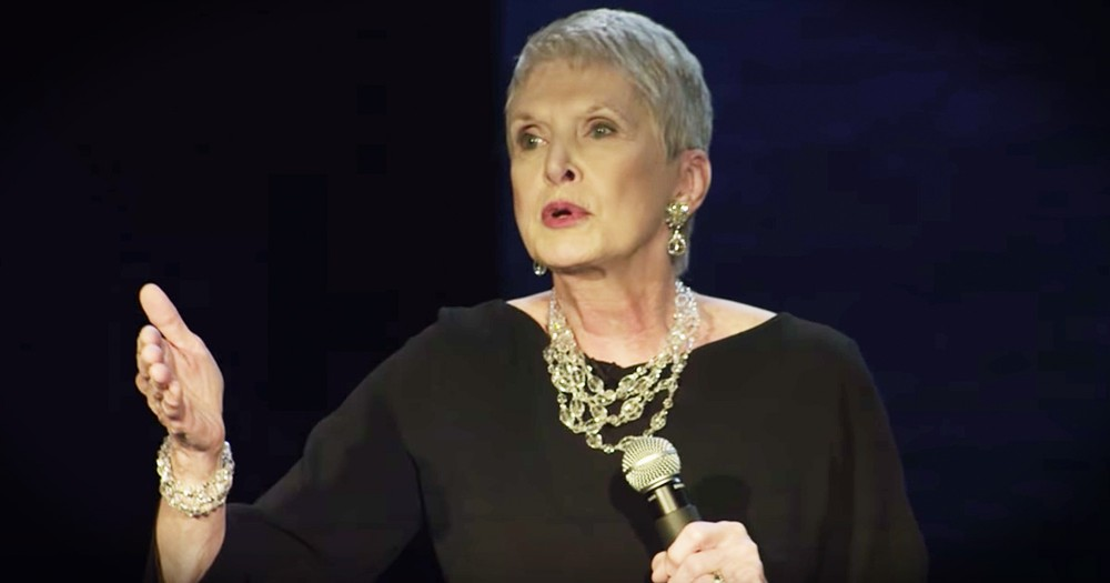 Hilarious Story Of Jeanne Robertson And Left Brain And A Garth Brooks Concert