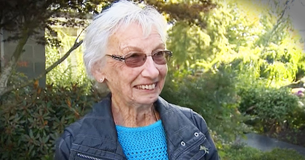 81-Year-Old Grandma Chases After Thief Who Takes Her Wallet