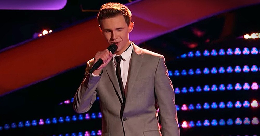 16-Year-Old Crooner's Frank Sinatra Audition Gets The Judges To Turn Around