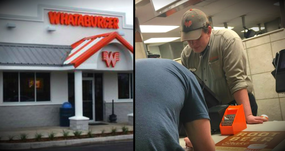 Customer's Post To Restaurant After Deaf Cashier Holds Up Long Line
