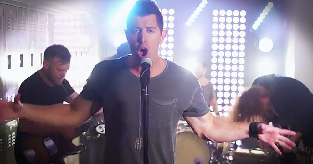 I'm Not Ashamed' Music Video From Jeremy Camp Will Inspire