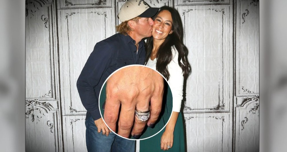 Why Joanna Gaines Refused To Upgrade Her Engagement Ring