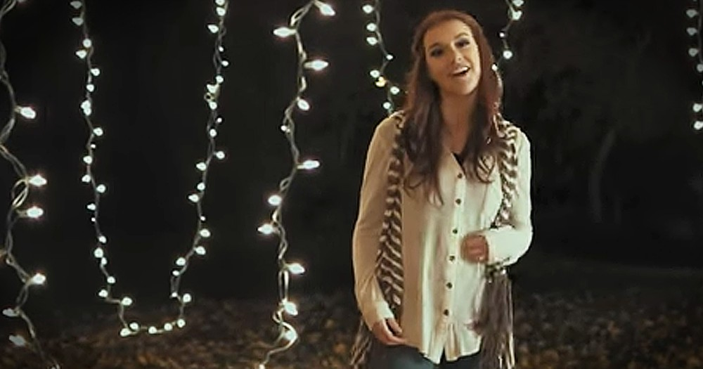 Maddie Wilson Touches Hearts With Her 'Love Like Theirs' Video