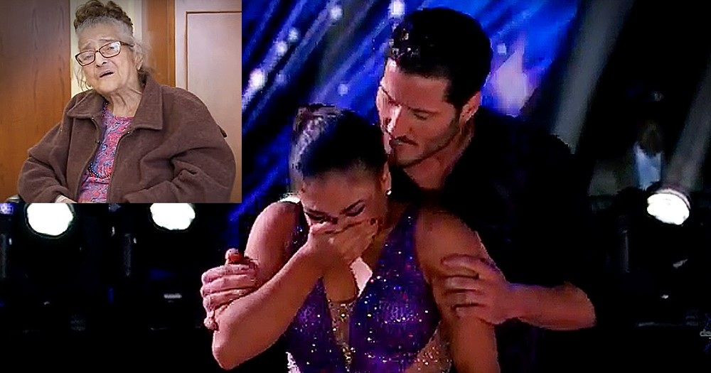 Laurie Hernandez Dances For Beloved Grandma She Lost The Day Before