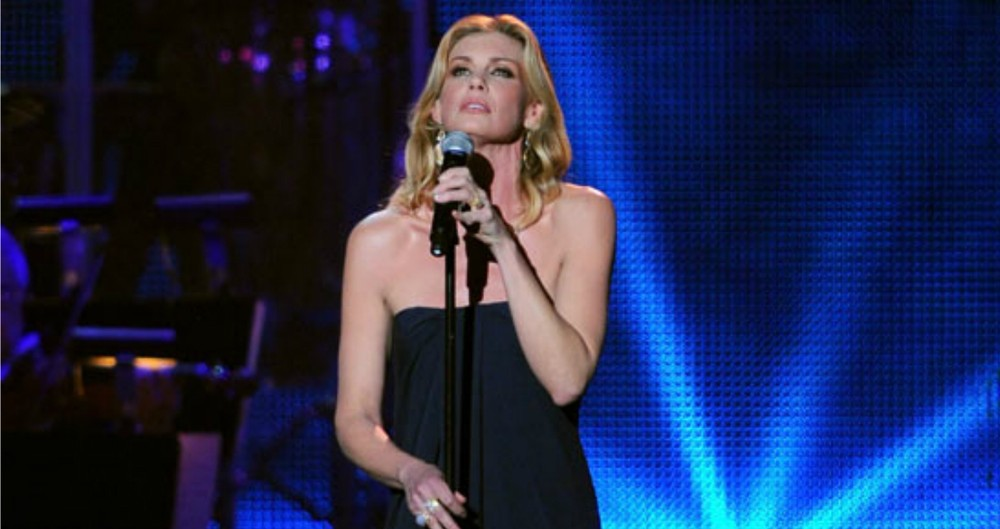 Faith Hill Honors Late Mother's Last Wish By Recording A Gospel Song