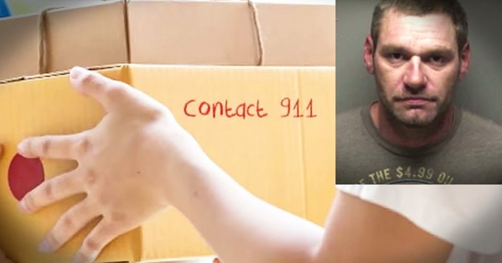 UPS Driver Saves Abused Woman When She Writes Note On Package