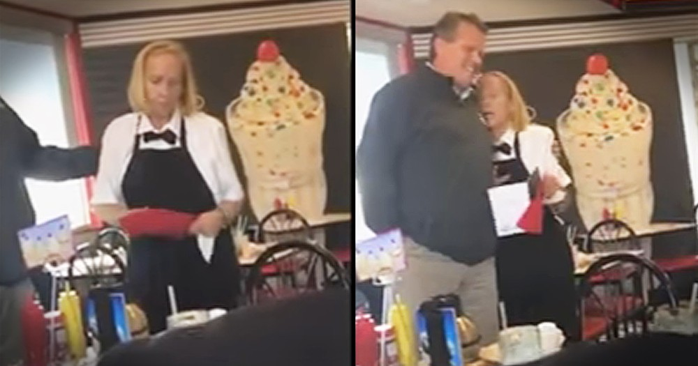 Students Surprise Beloved Waitress With $1,500 Christmas Gift