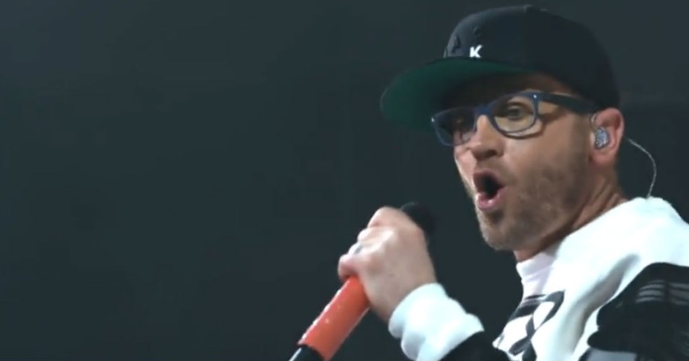 TobyMac's Uplifting Live Performance of 'Speak Life'