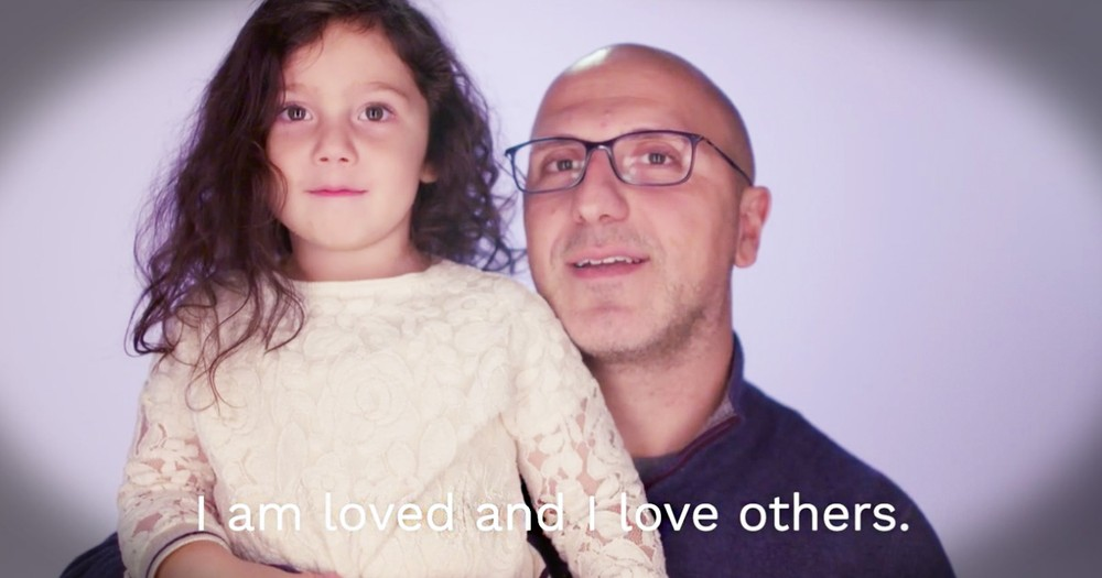 7 Dads Share Powerful Words Of Affirmation With Their Baby Girls