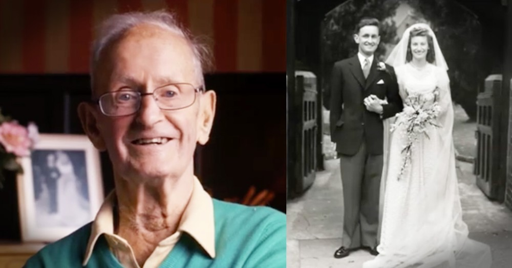 Husband's Love And Devotion For His Wife With Alzheimer's Will Bring Anyone To Tears