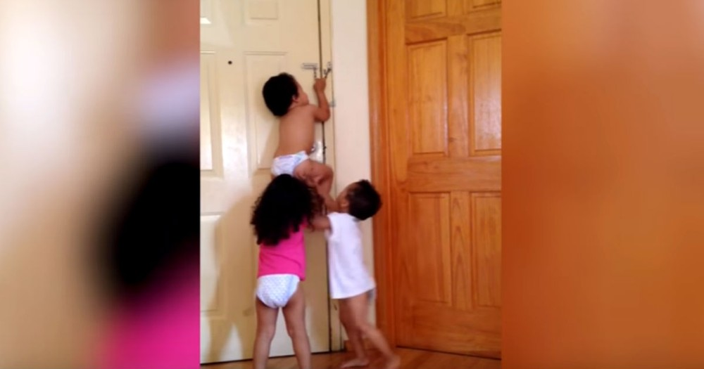 Clever Baby Escape Artists Are Hysterical
