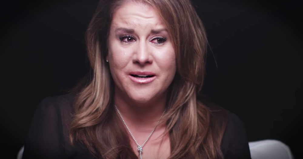 Esther Fleece Shares Her Powerful Testimony Of Surviving Abuse