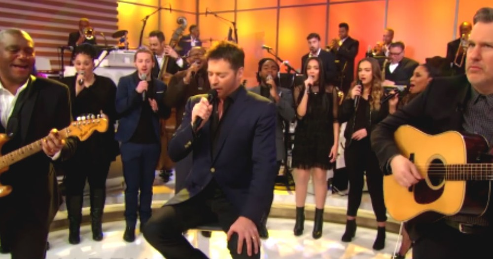 Harry Connick Jr.'s Soulful Take On 'Hallelujah' Is Too Good