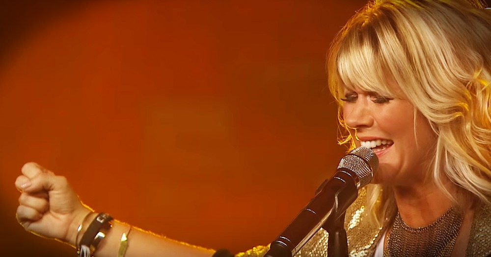 Natalie Grant's Live Performance Of 'Clean' Will Leave You Worshipping