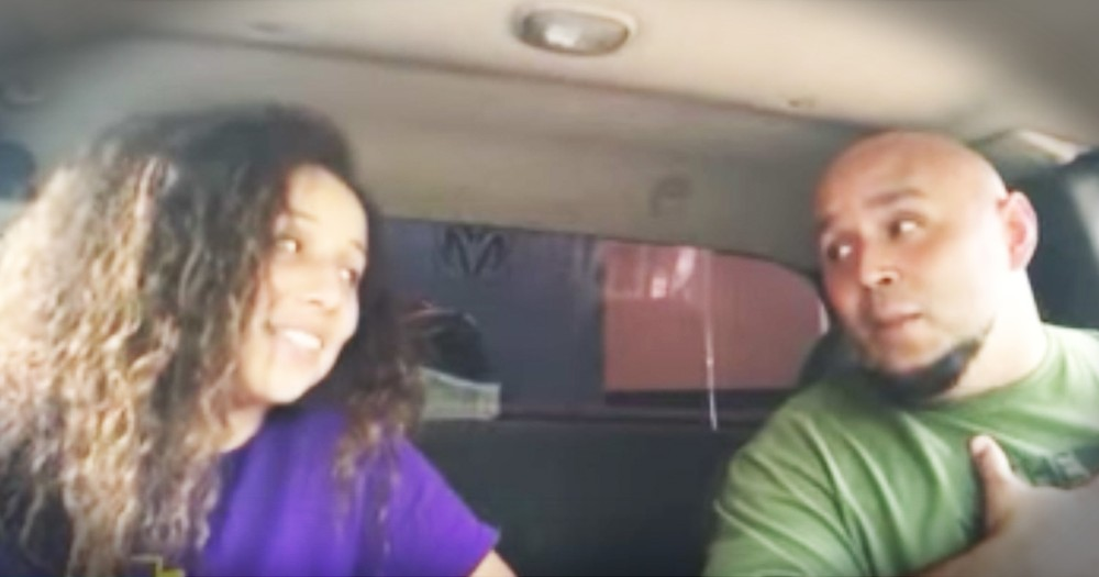Father-Daughter Wow With Their Car Duet To This Country Hit