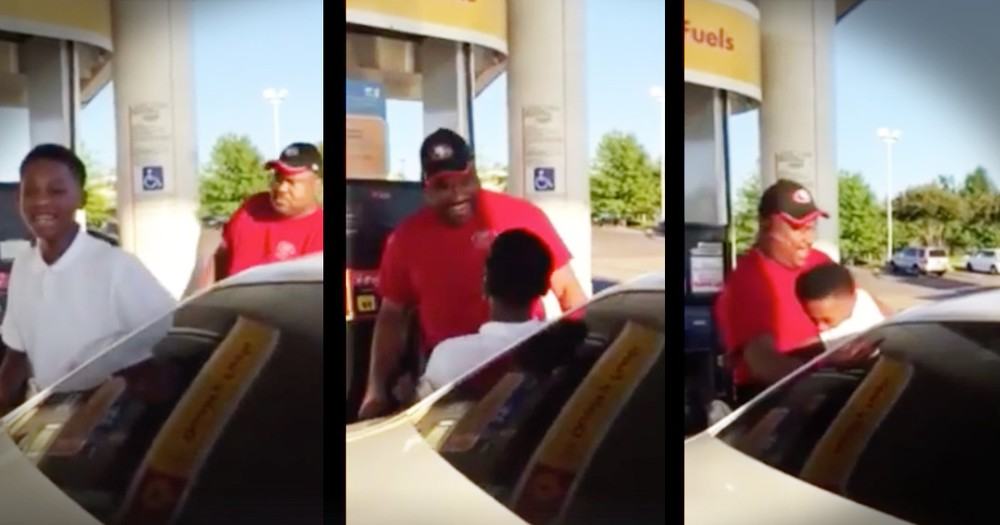 Teen's Birthday Surprise From His Dad Who Was Supposed To Be Far Away Is Too Much