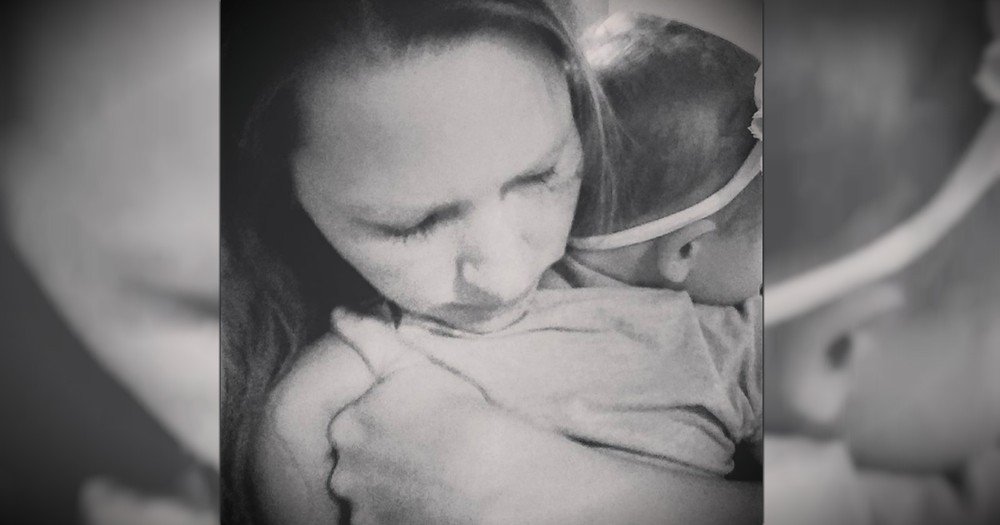 Mom's Heart-Wrenching Post About Saying Goodbye To Her Baby