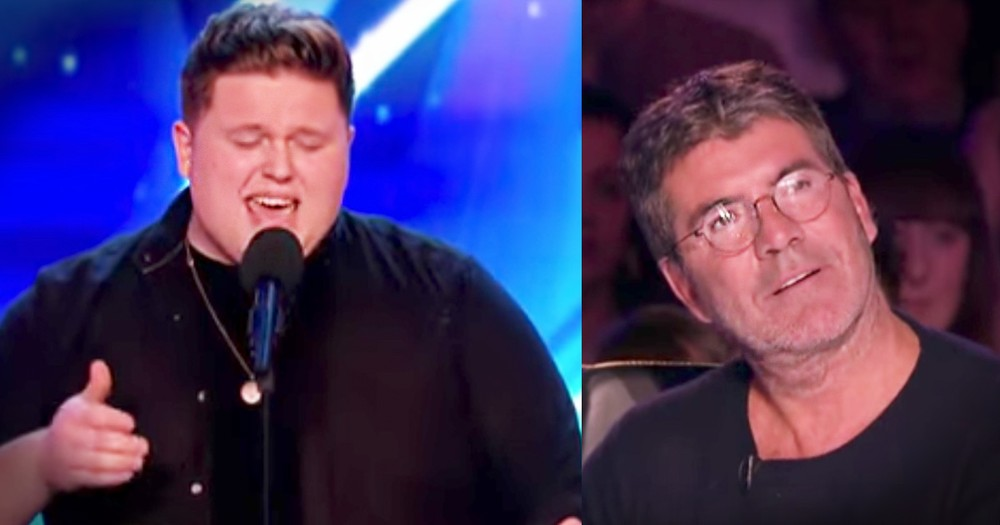 Emotional Audition Brings Britain's Got Talent Judges To Their Feet