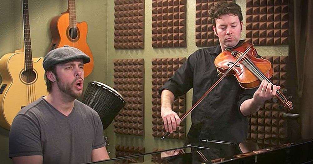 Unplugged Cover Of Josh Groban's 'You Raise Me Up'
