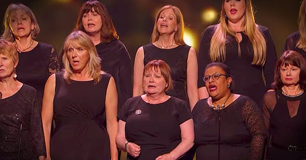 The Missing People Choir Beautifully Share Their Message