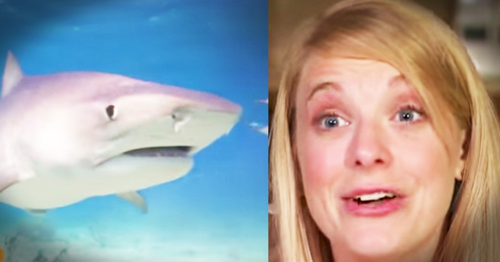 Mom Of 3 Prays Through Shark Attack