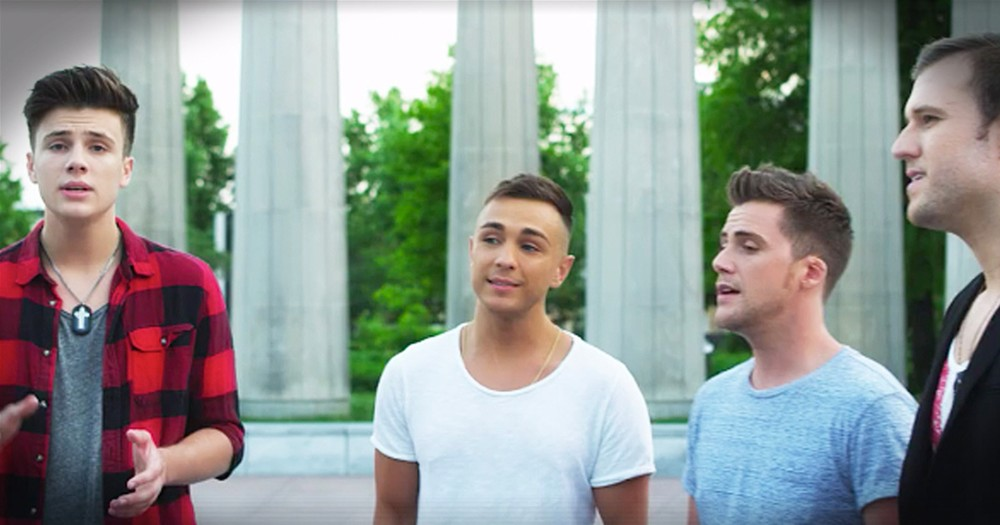 Beautiful Patriotic Medley From Anthem Lights