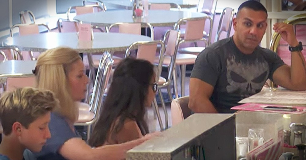 Strangers Stand Up For Abused Foster Child On Hidden Camera Show