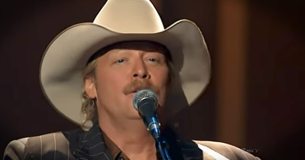 Alan Jackson's Rendition Of 'Standing On The Promises'