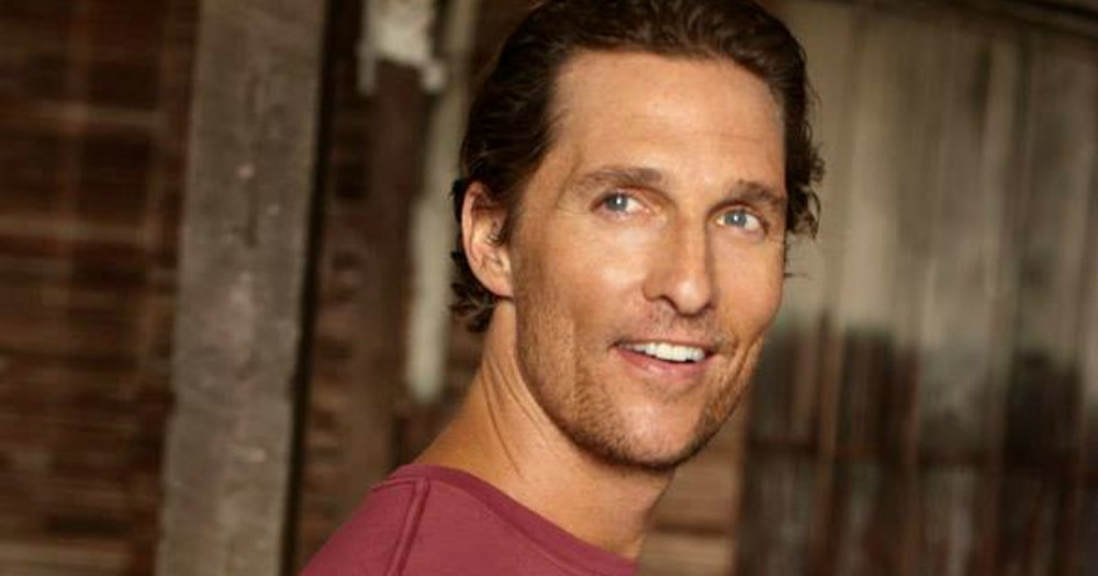 Matthew McConaughey Shares How His Son Received Biblical Name Levi