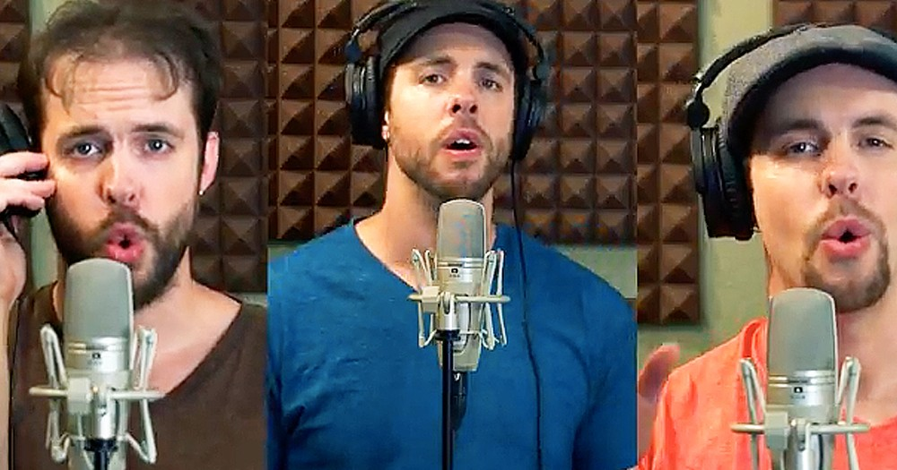 1 Man Performs A Cappella Cover Of 'I Live For You' By True Vibe