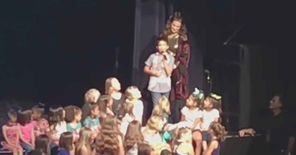 11-Year-Old's Show-stopping Performance Of 'Let It Go' Goes Viral