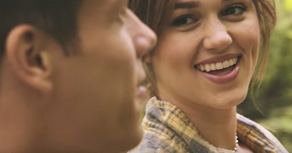 Sadie Robertson Stars In New Emotional Music Video