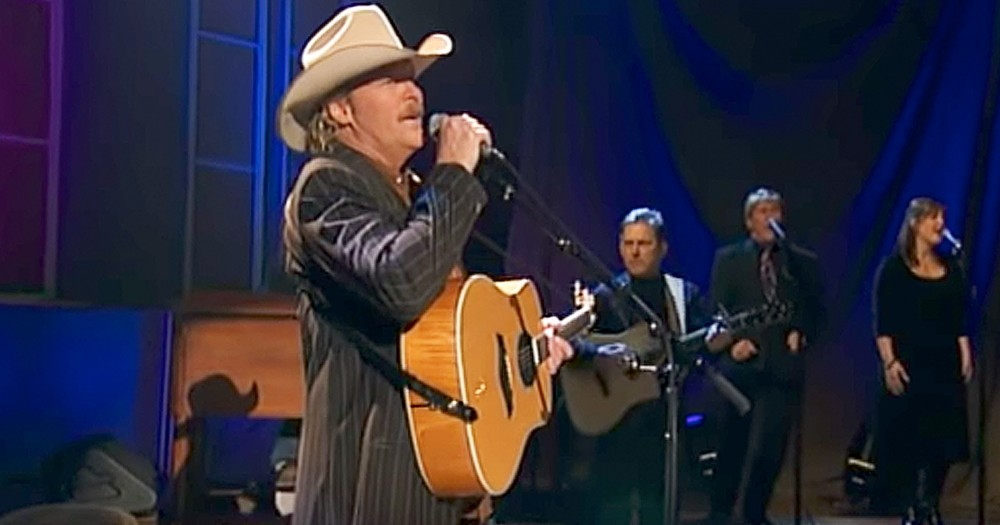 Alan Jackson Performs Amazing Hymn Medley