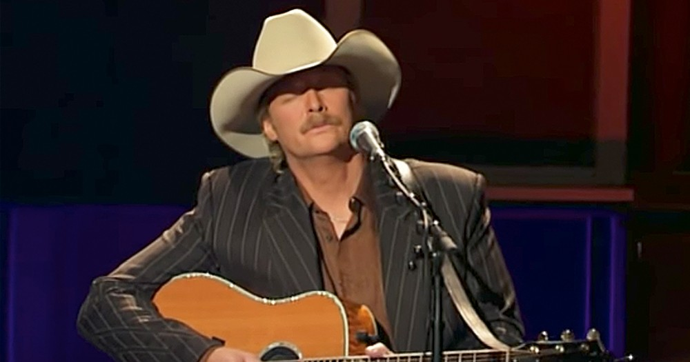 Alan Jackson's Breathtaking Rendition Of 'How Great Thou Art'