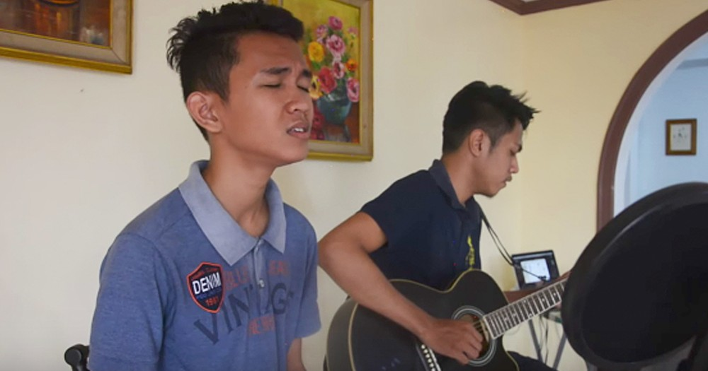 Young Teen Sings Beautiful Cover Of 'In Christ Alone' Hymn