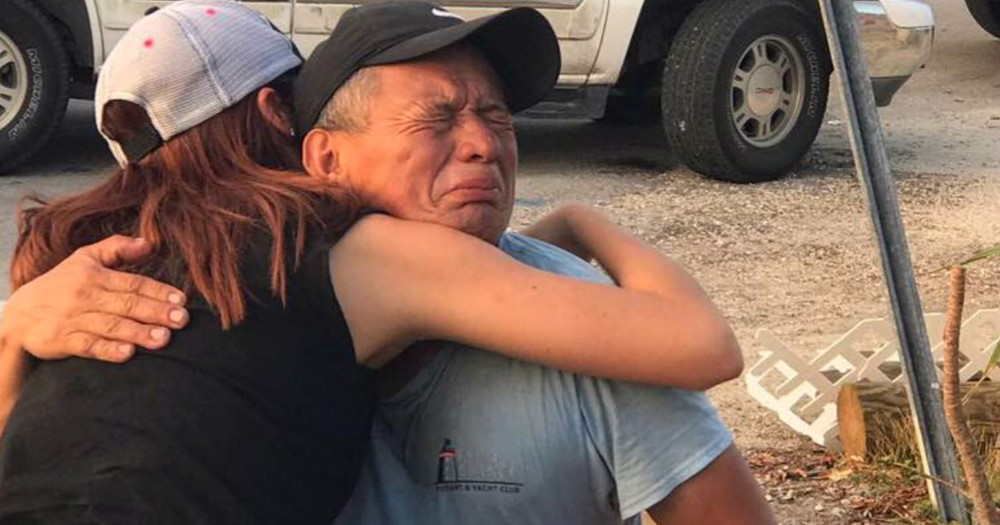Woman Tries To Give Mattress To Man Living in Truck, But He Won't Keep It
