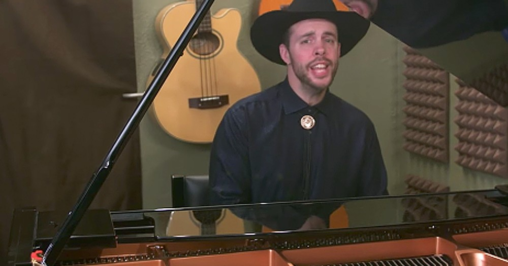 Chris Rupp Performs Amazing Rendition Of George Strait Classic