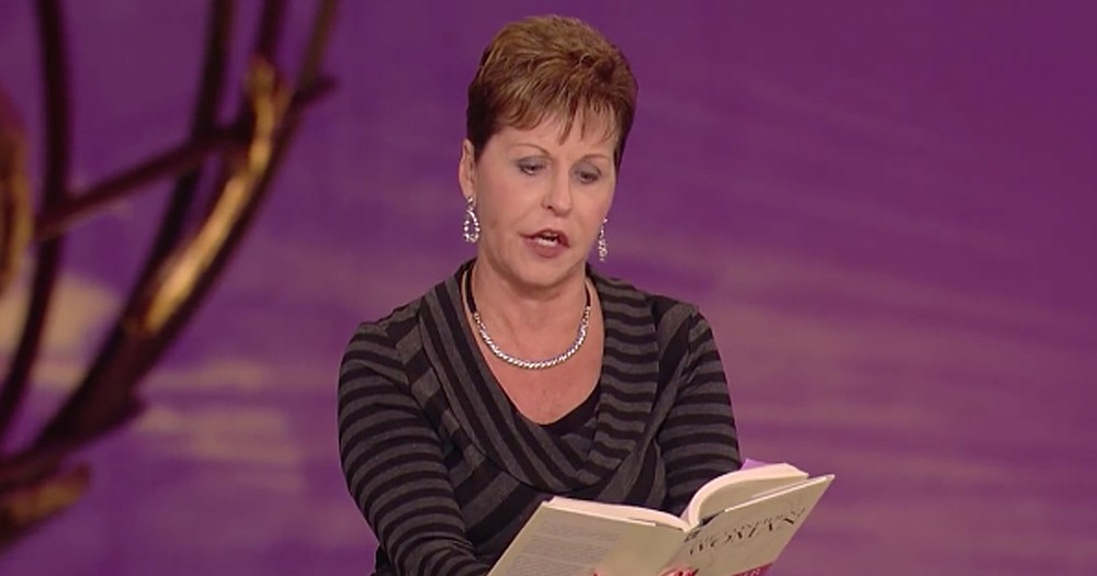 Joyce Meyer Praises Moms For All They Do
