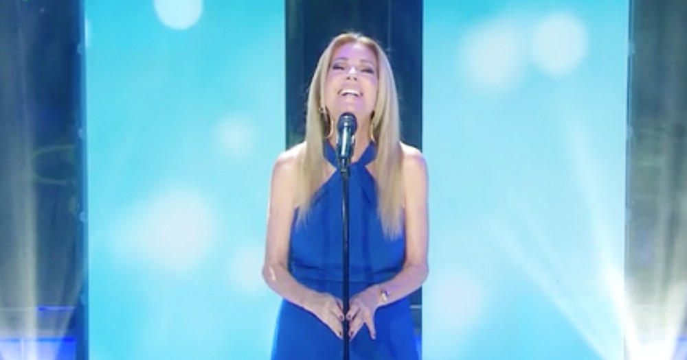 Kathie Lee Honors Late Husband With Powerful New Song 'He Saw Jesus'