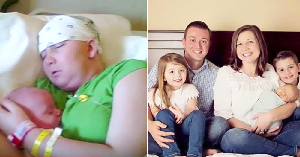 Dying Pregnant Woman's Faith Helped Save Her Life