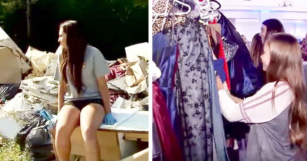 Teens Donate Homecoming Dresses To Girls Affected By Hurricane Harvey