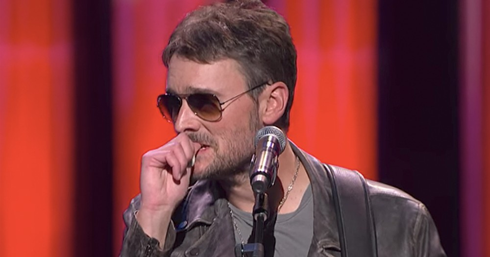 Eric Church 'Why Not Me' For Las Vegas Victims