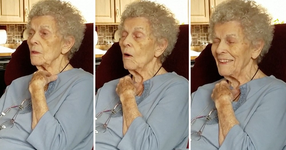 84-Year-Old With Alzheimer's Still Remembers How To Yodel