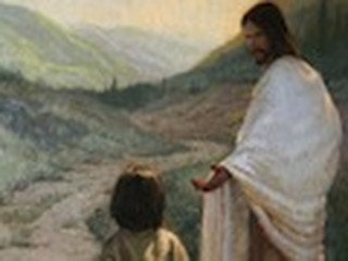 Take the Hand of Jesus on Your Christian Walk