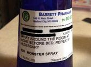 Tickled Pharmacist Prescribes a Little Girl a Remedy for Fear!