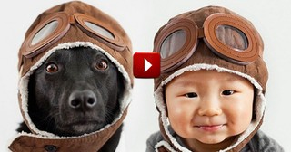 These Two Are The Cutest 'Siblings' You'll Ever See!